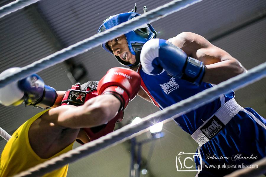 Gala de boxe à Vitry le François