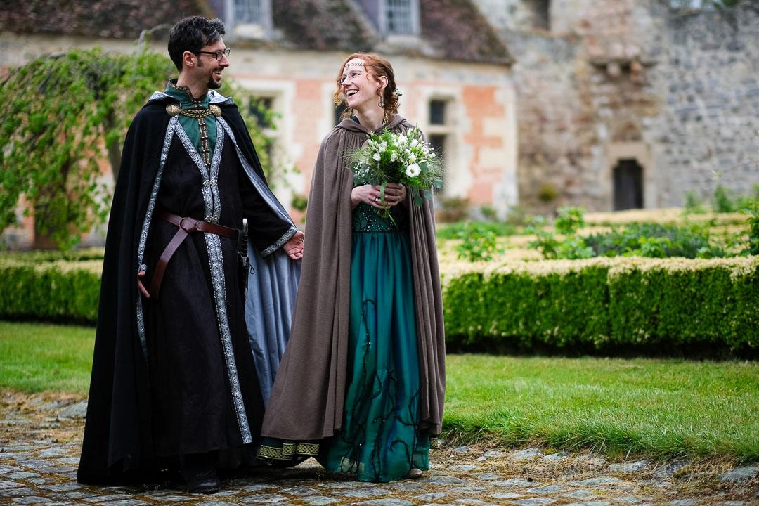 Yann et Natacha : un mariage sous le signe de la féérie bretonne