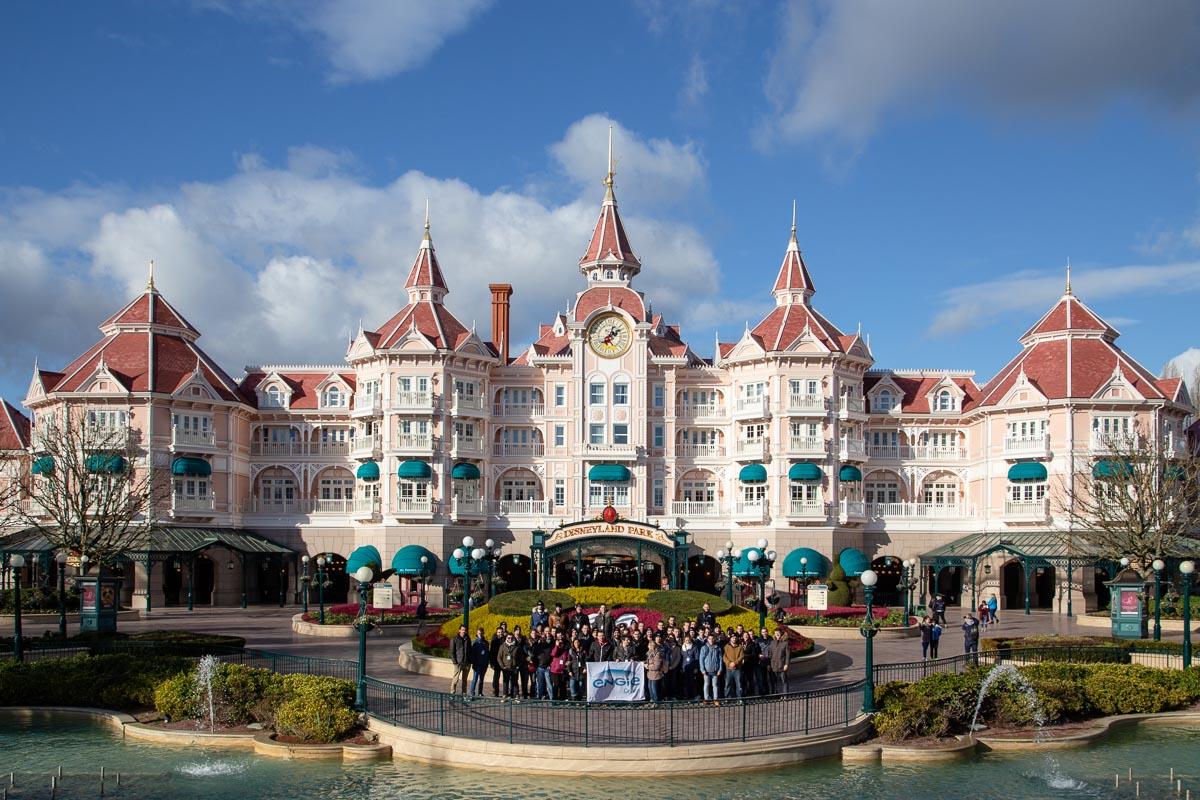 Reportage photo et vidéo à Disneyland Paris: suivi de séminaire d'entreprise