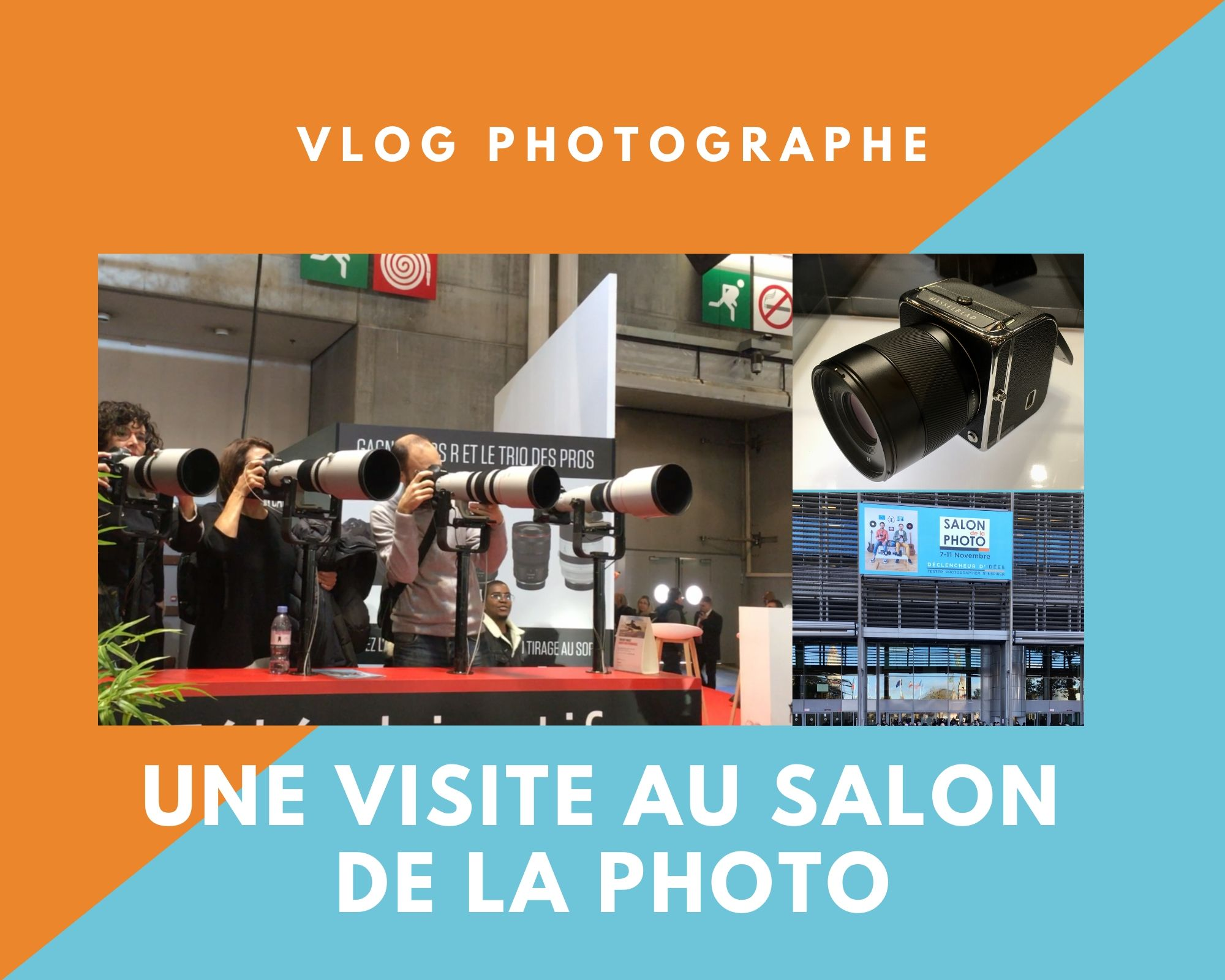 Le salon de la photo, pour quoi faire ?